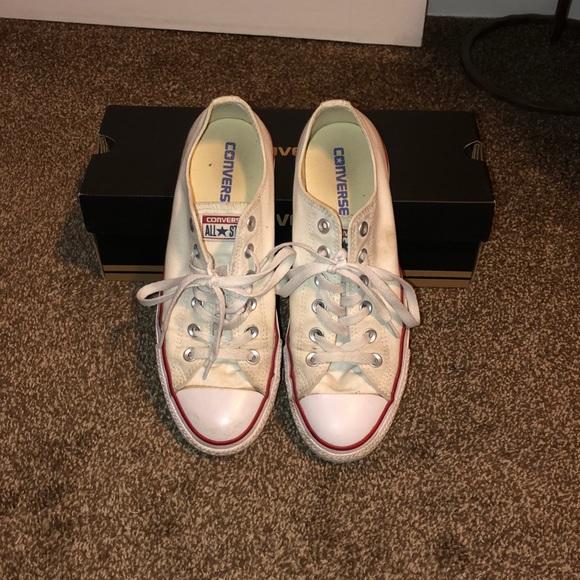 550b2a6a609f Converse Shoes - white converse